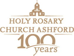 Holy Rosary Church Ashford - 100 years