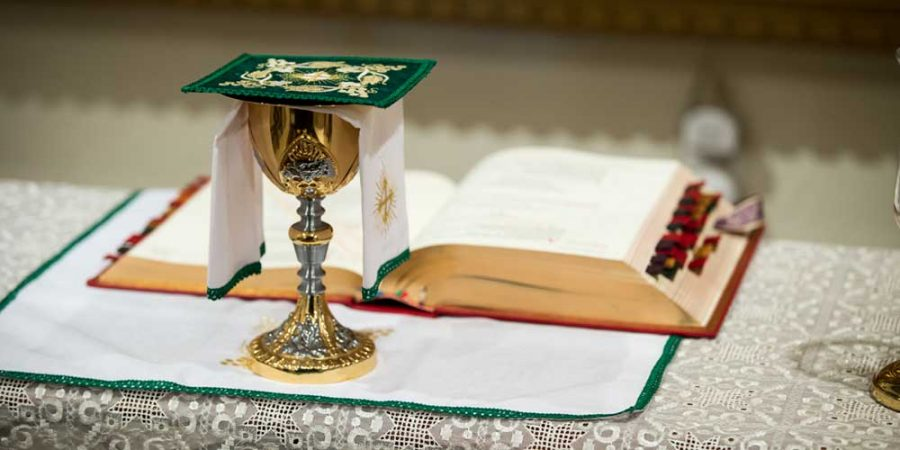 Sacraments & Services